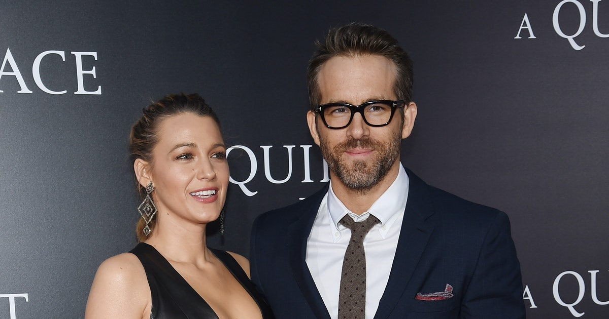 Blake Lively Gave Ryan Reynolds A Deeply Personal Gift That Pays Tribute To His Childhood — PHOTO