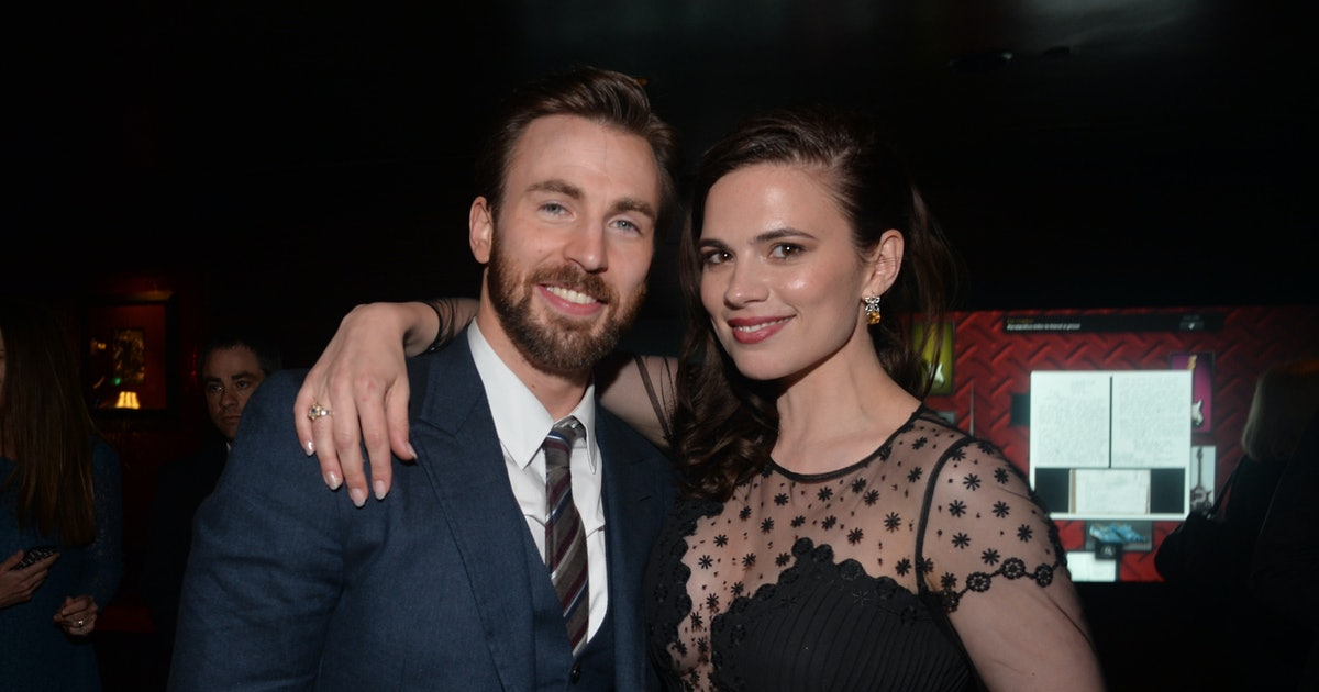 How Steve Rogers & Peggy Carter's 'Avengers: Endgame' Ending Came To Be, According To Hayley Atwell