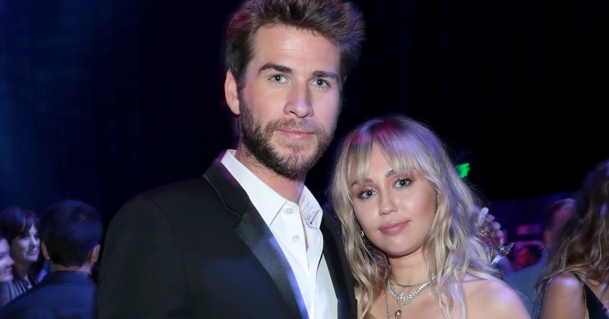 "Miley Cyrus' ""Slide Away"" Lyrics About Liam Hemsworth Suggest The Estranged Couple Simply Grew Apart"