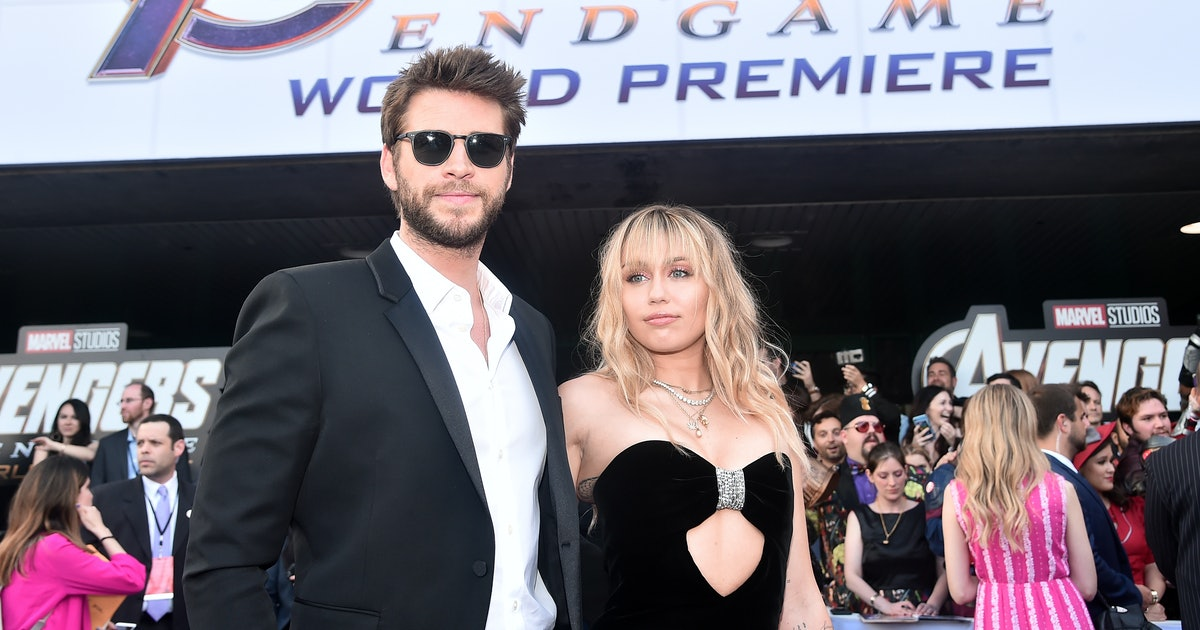 This Reported Update On Miley & Liam Could Mean Their Breakup Is Only Temporary