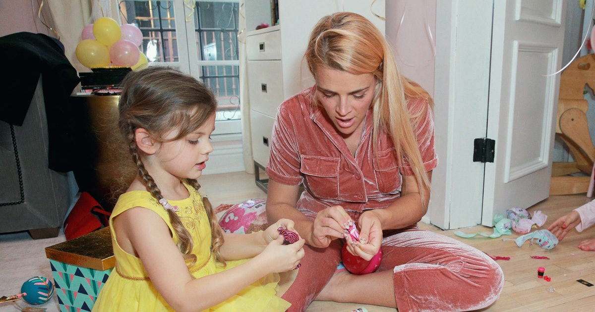 Busy Philipps Says Her Daughters Might Go Into Acting, & She's Good With It