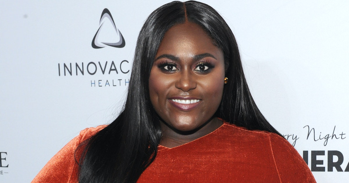 "Pregnant Danielle Brooks Writes A Song About The Lack Of ""Cute Plus-Size"" Maternity Clothes"