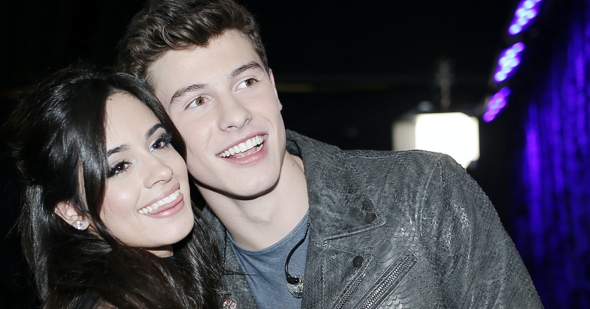 """This Video Of Shawn Mendes & Camila Cabello Rehearsing For The """"Senorita"""" Video Is So Steamy"""
