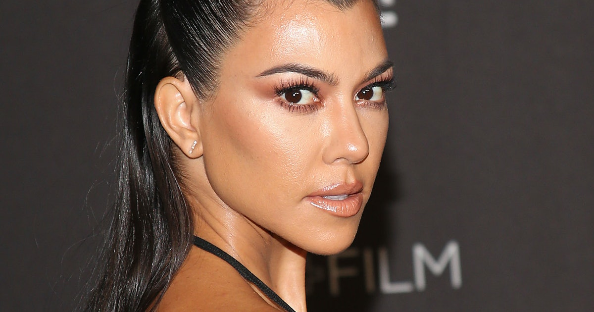 Kourtney Kardashian Defended Vacationing With Her Kids In A Strong Message About Living Her Best Life