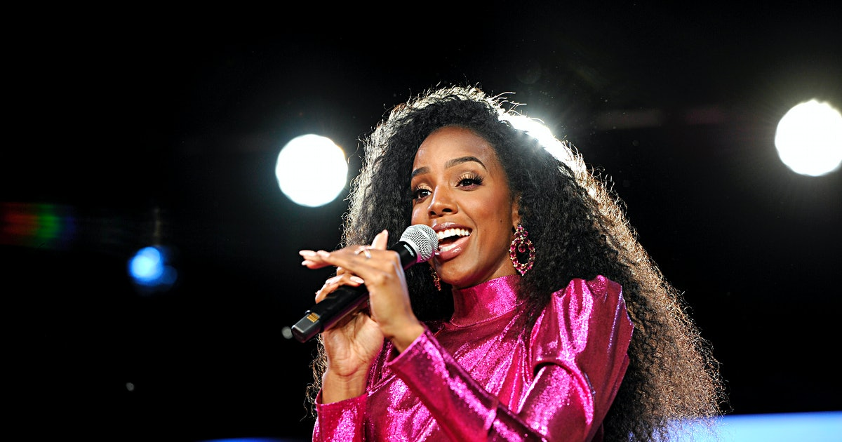 Kelly Rowland's New Lifetime Christmas Movie Will Be Based On Her Own Holiday Disaster
