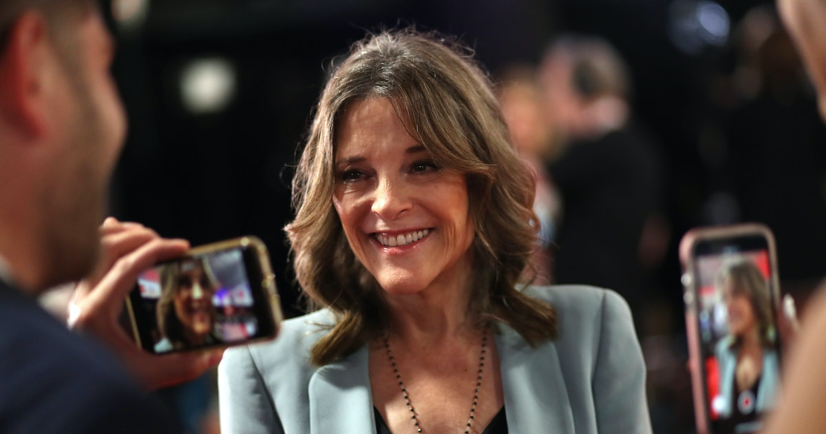Marianne Williamson's Vaccine Stance Still Sparks Questions After Past Comments Resurface