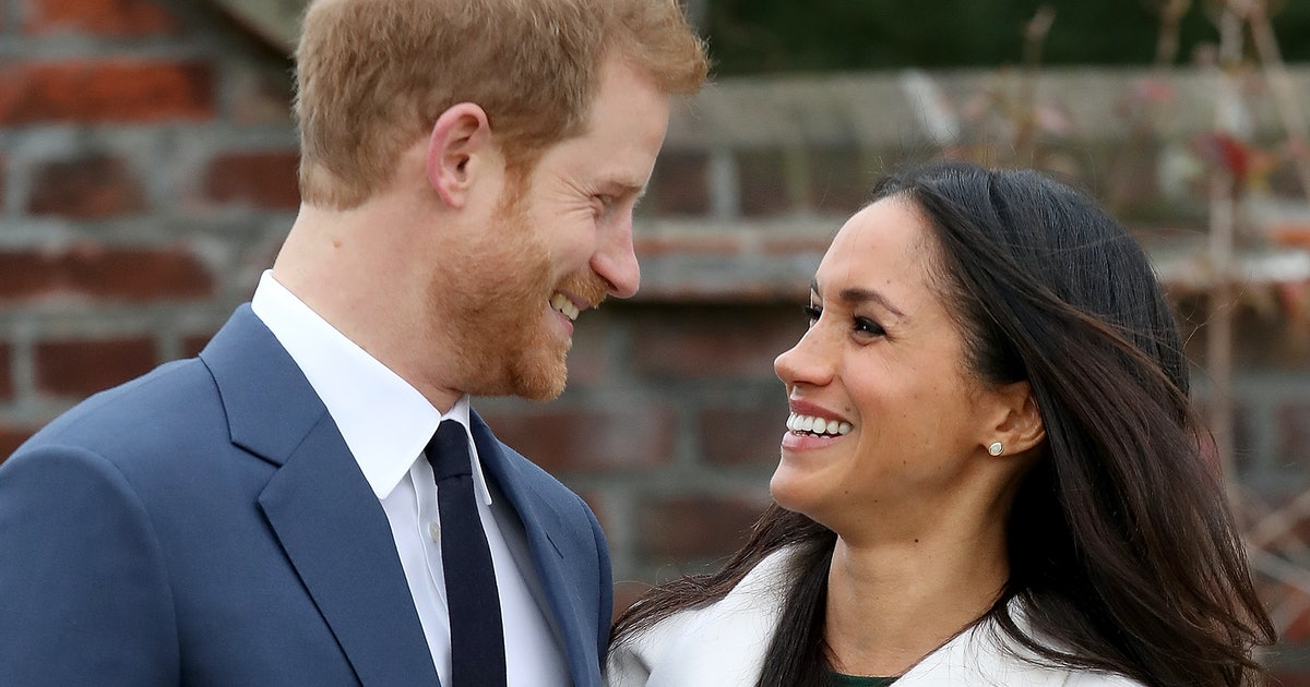 20 Times Prince Harry's Love For Meghan Markle Made Hearts Flutter Around The World