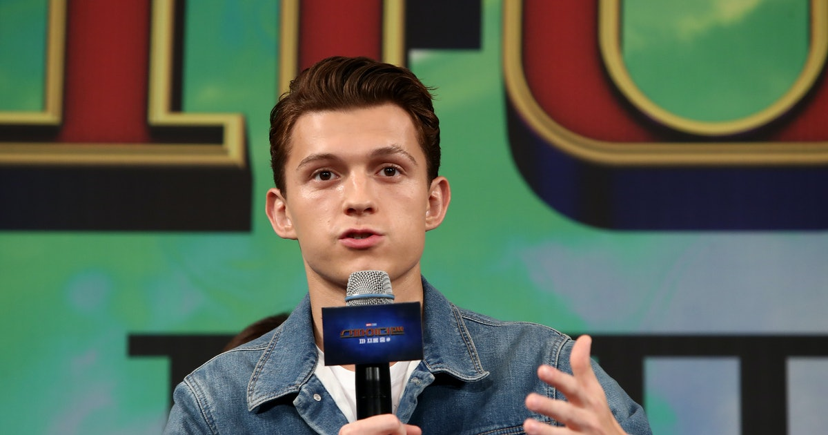 Will Tom Holland Still Be In 'Spider-Man'? Here's What The Marvel & Sony News Means For His Future
