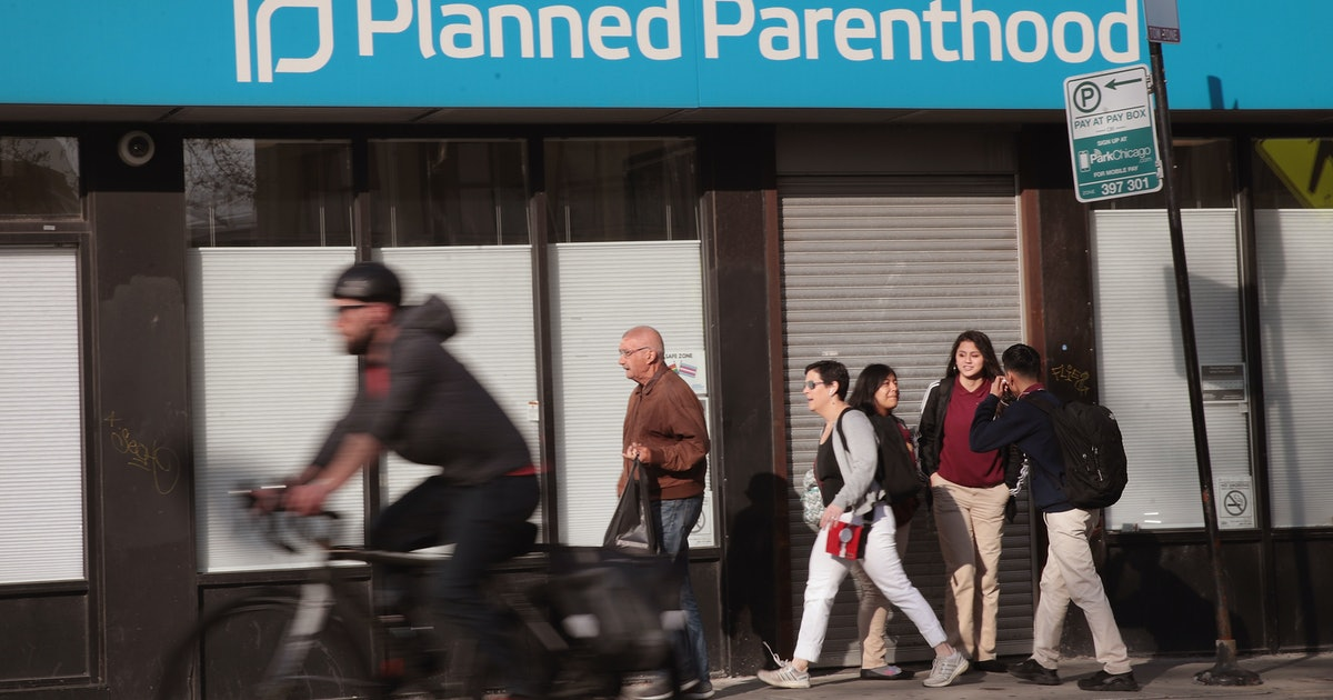 Title X Is Funding Crisis Pregnancy Centers, While Planned Parenthood Is Forced To Withdraw