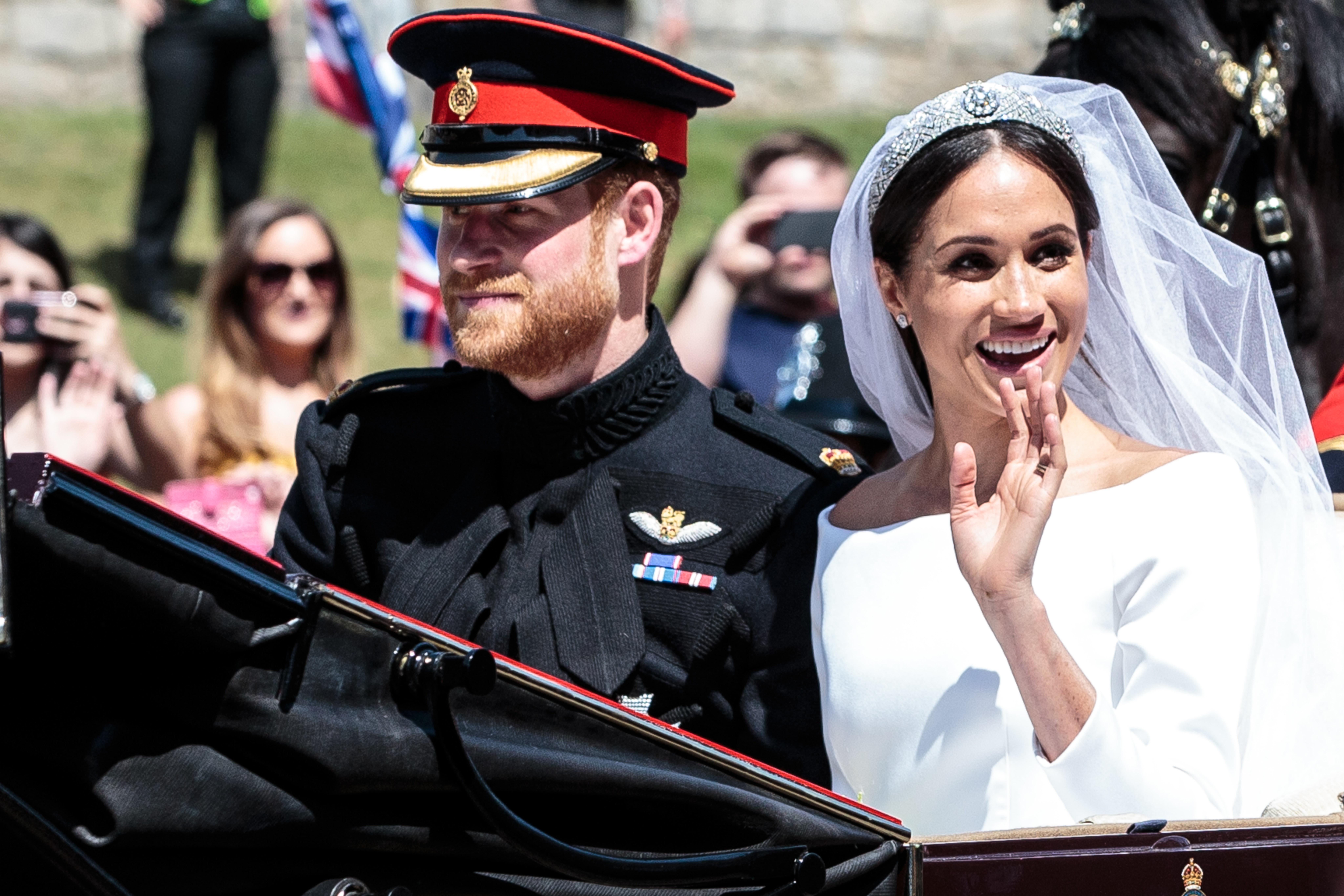 Meghan Markle Used Pinterest For Wedding Day Makeup Inspo