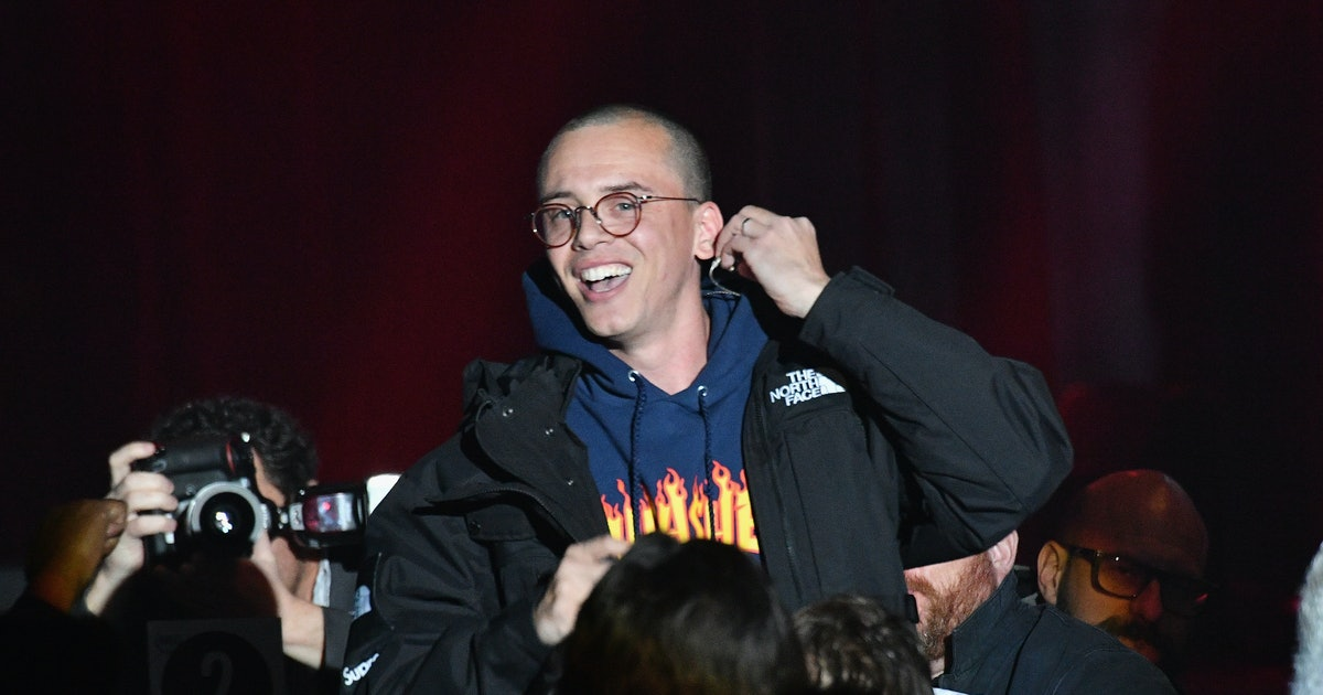 "Logic's ""No Pressure"" Lyrics May Reveal He's Expecting A Baby 1 Year After His Divorce"