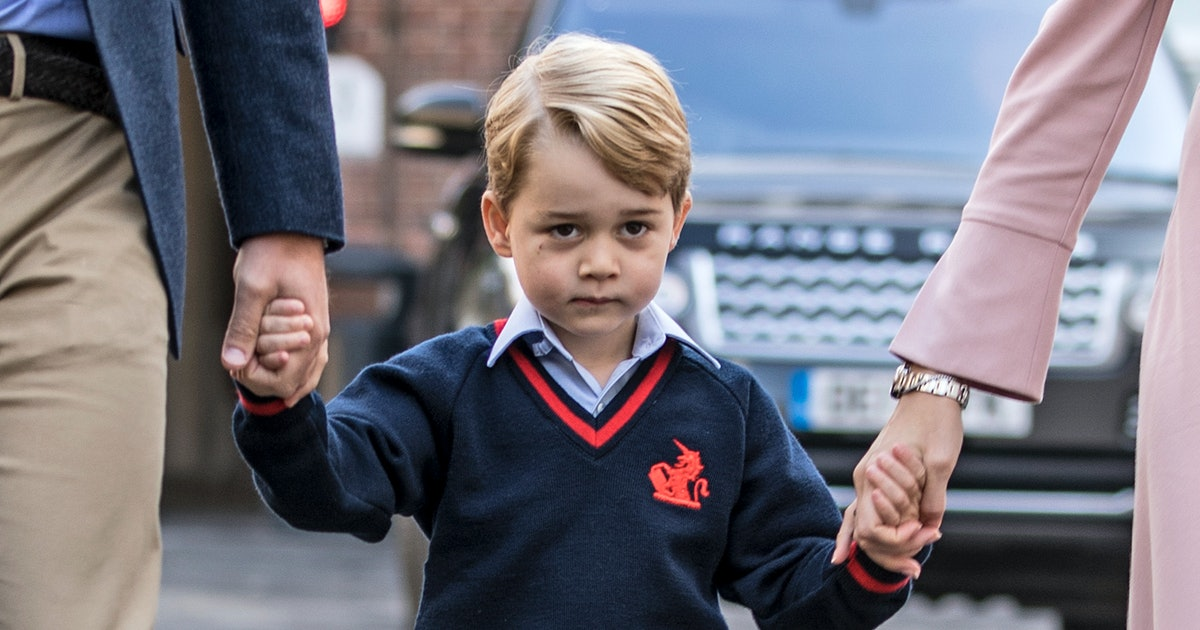 Does Prince George Do Homework? The Young Royal's School Curriculum Is Pretty Rigorous