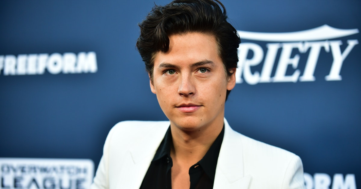 Cole Sprouse's Response To Photoshop Accusations Is Actually So Hilarious