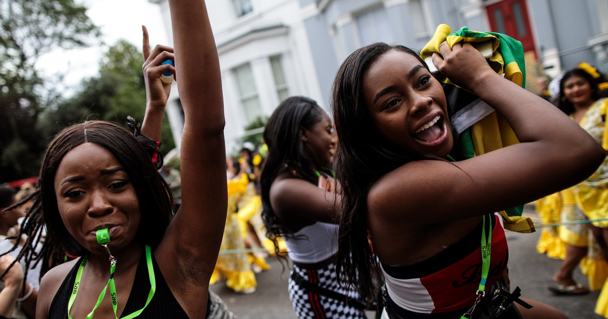 How To Boss Notting Hill Carnival 2019, Because Street Parties Don't Get Much Better Than This