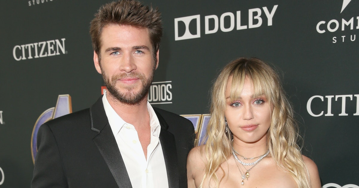 8 Tweets About Liam Hemsworth Reportedly Filing For Divorce From Miley Cyrus That'll Shatter Your Heart