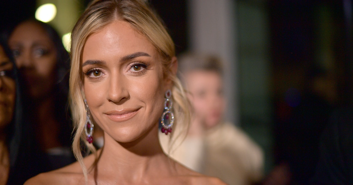 Kristin Cavallari's Leopard-Print Overalls Are What Your Summer Wardrobe Has Been Missing