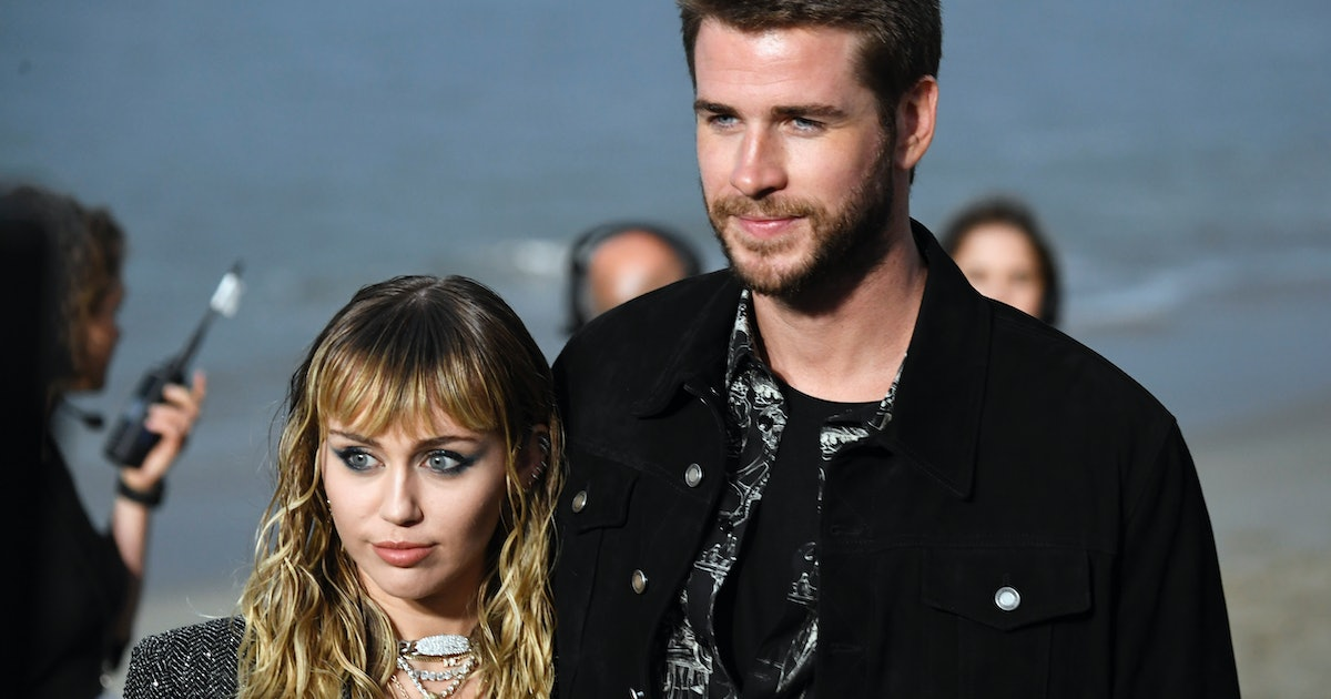 Here's Why Liam Hemsworth Reportedly Filed For Divorce From Miley Cyrus, & It's So Sad