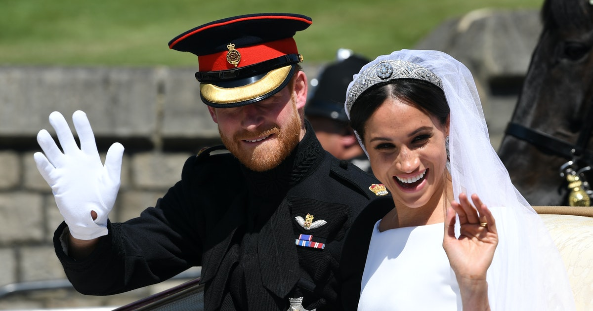Meghan Markle's Wedding Makeup Was Inspired By Pinterest Photos, According To Daniel Martin
