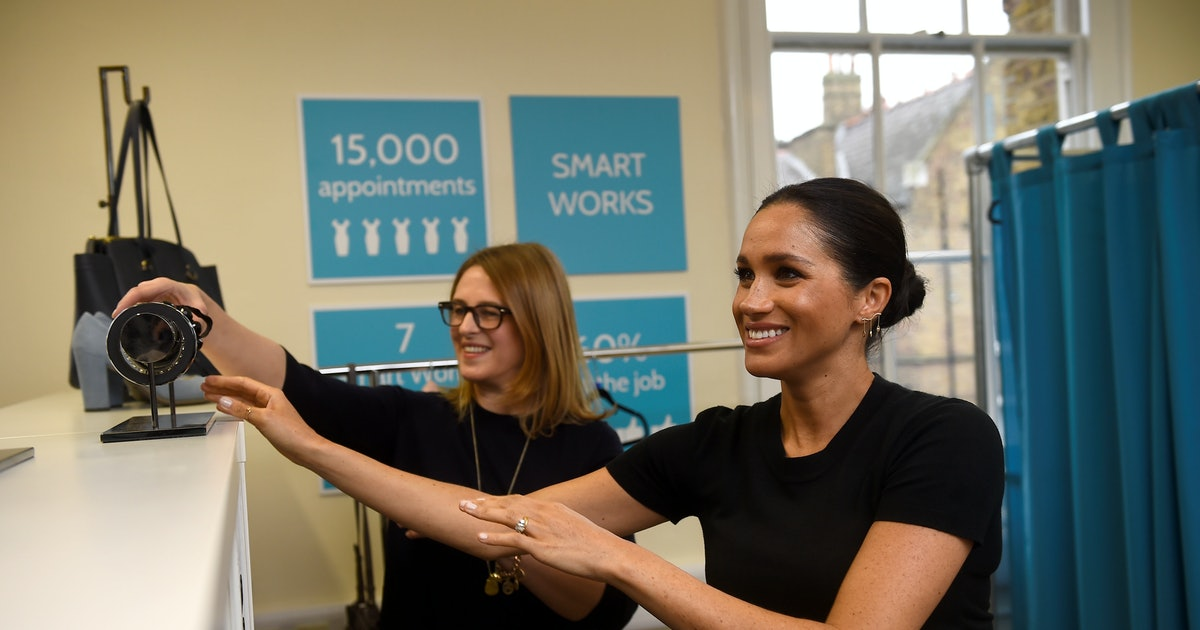 Pictures of Meghan Markle's Smart Works Clothing Line Show It's All About Professional Staples