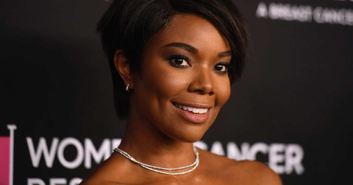 Gabrielle Union's Video Of Kaavia's First Word Will Make You Laugh Out Loud