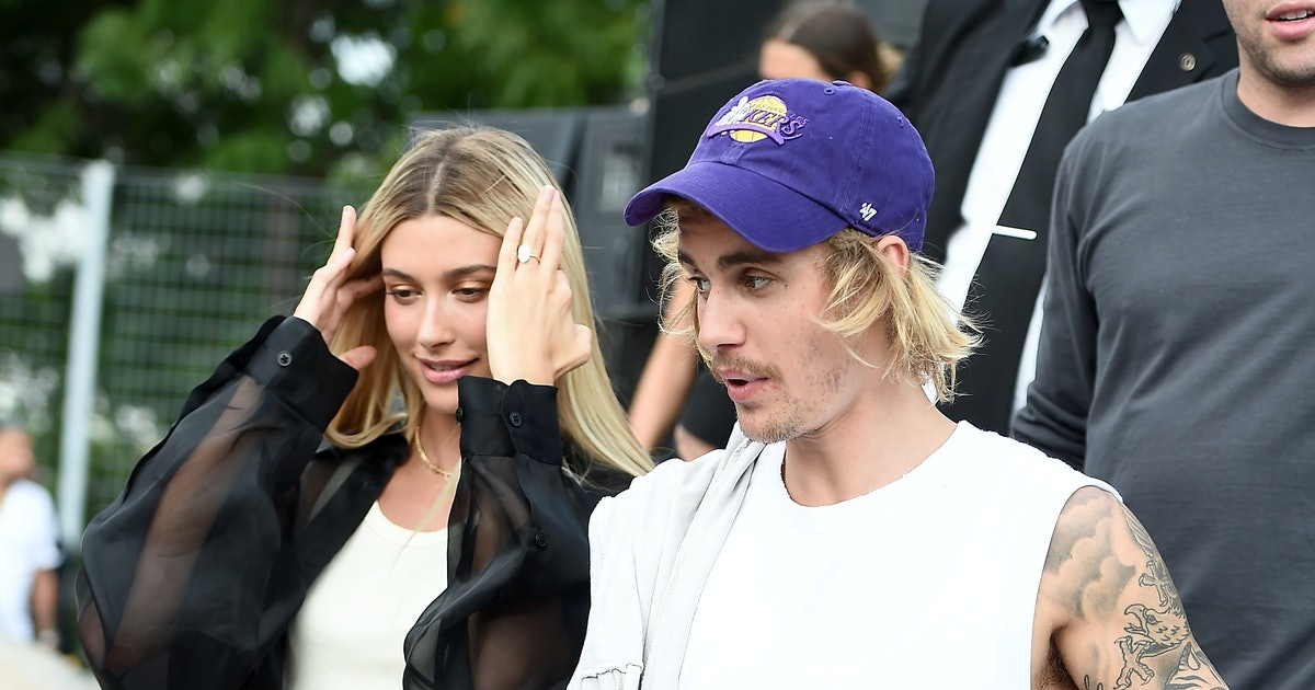 Justin & Hailey Bieber's Reported Wedding Location & Date Are Not What You'd Expect