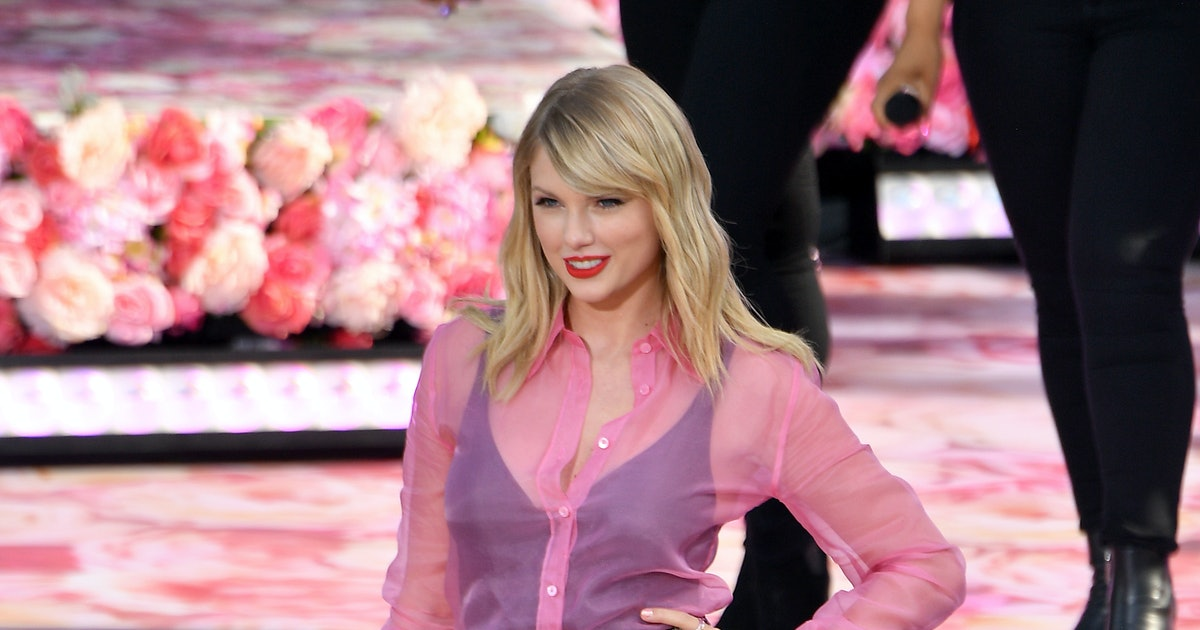 These Taylor Swift 'Lover' Easter Eggs You May Have Missed Make So Much Sense Now