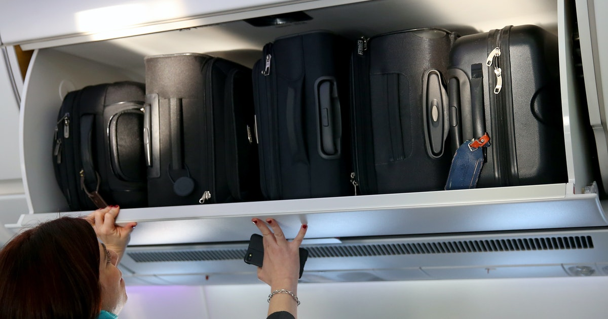 10 Best Carry-On Luggage That Fit The Size Requirements For Every Major U.S. Airline
