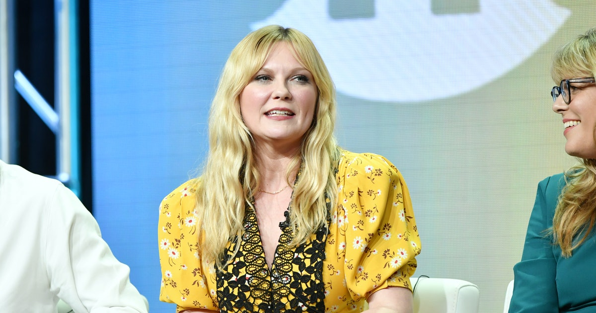 Kirsten Dunst Hasn't Worked Out Since Giving Birth, & Clearly Her Priorities Are In Order