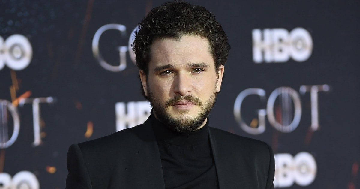 Kit Harington Joined The MCU In 'The Eternals' & It's The 'Game Of Thrones' Reunion Fans Need