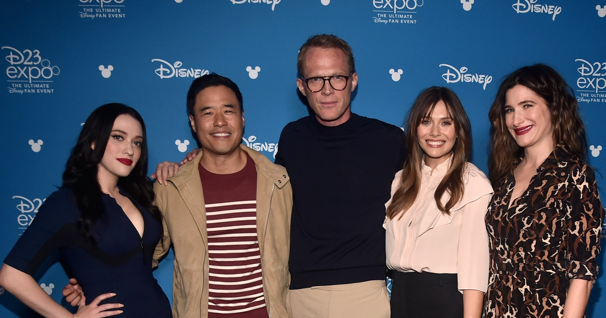 All The Marvel Disney+ News From D23 Highlights The Studio's Most Inclusive Casts Yet