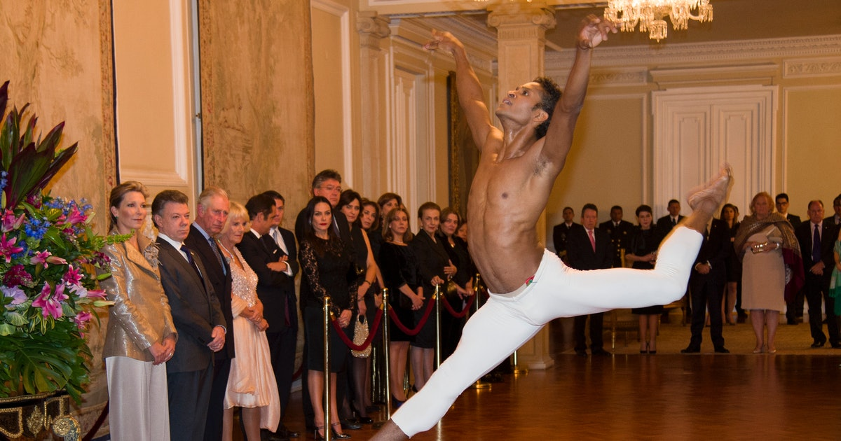 #BoysDanceToo Is Trending On Social Media Because Yes, #BalletIsForEveryone
