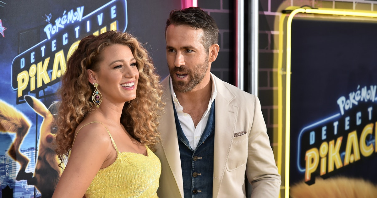 Ryan Reynolds' Birthday Instagram To Blake Lively Is, Of Course, A Total Troll Move