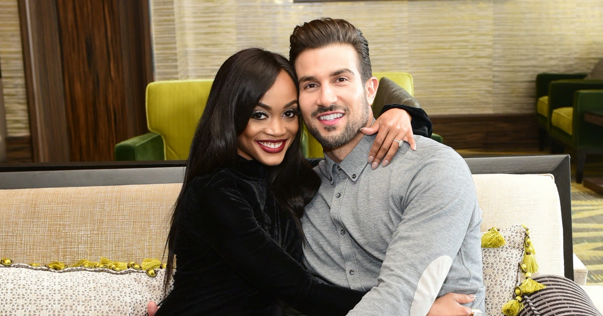 Rachel Lindsay Married Bryan Abasolo & Bachelor Nation Is Freaking Out