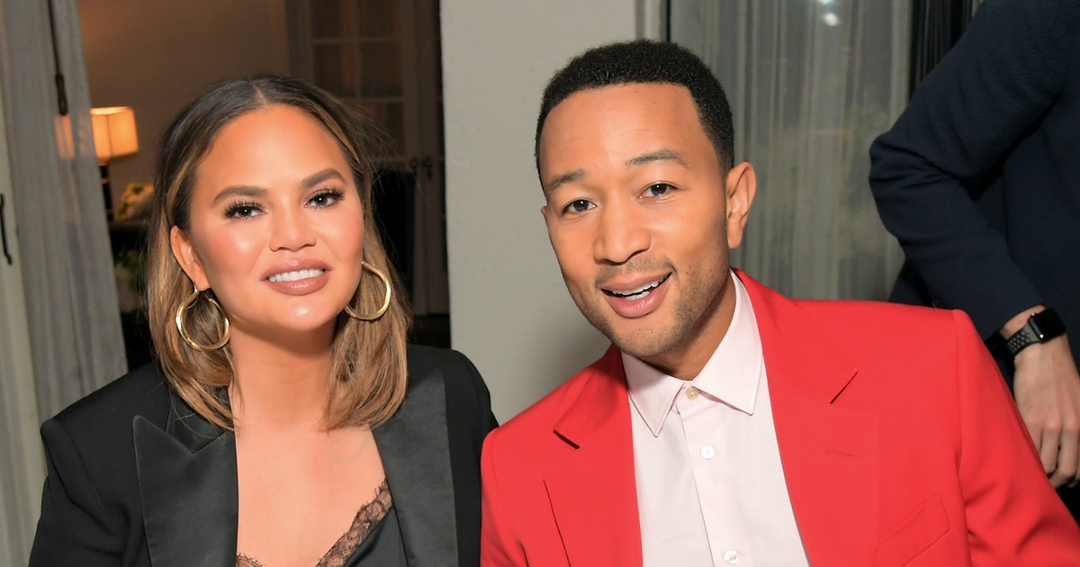 """Chrissy Teigen's Instagram About Being The """"Designated Photo Taker"""" Is Hitting Home With Moms"""