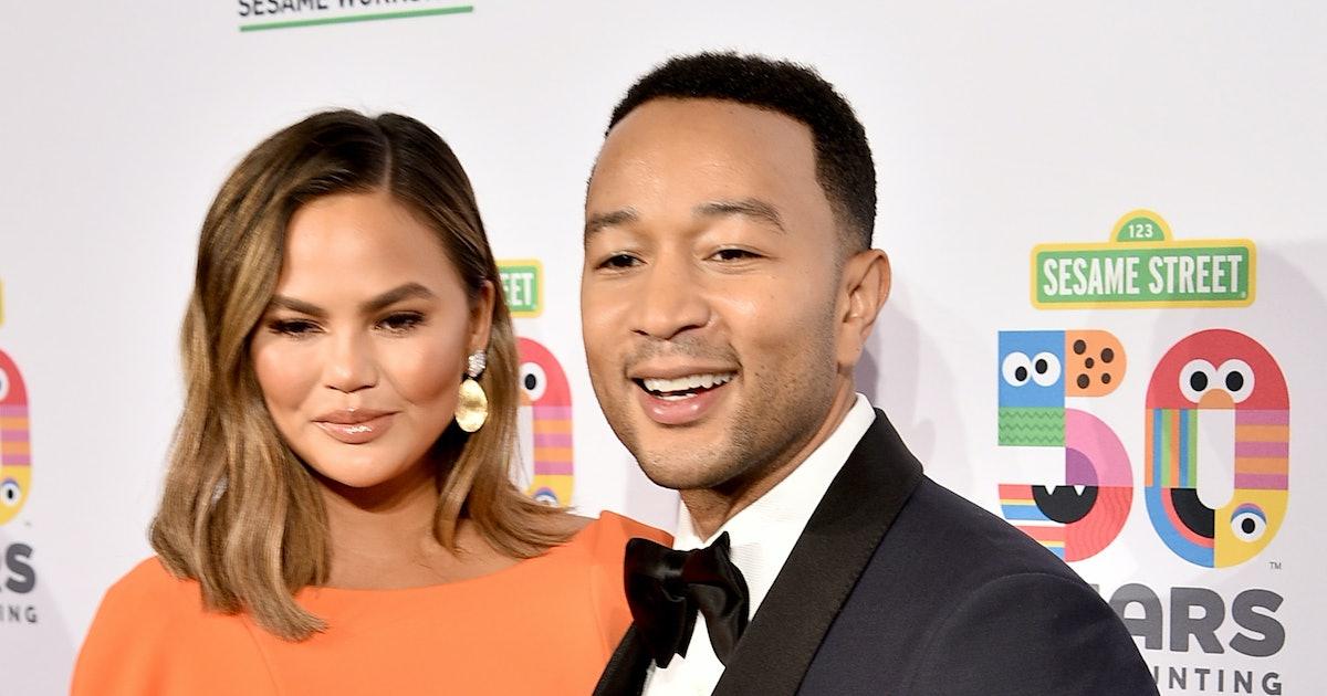 John Legend Defended His Instagram Husband Status After Chrissy Teigen Jokingly Dissed His Skills — PHOTOS