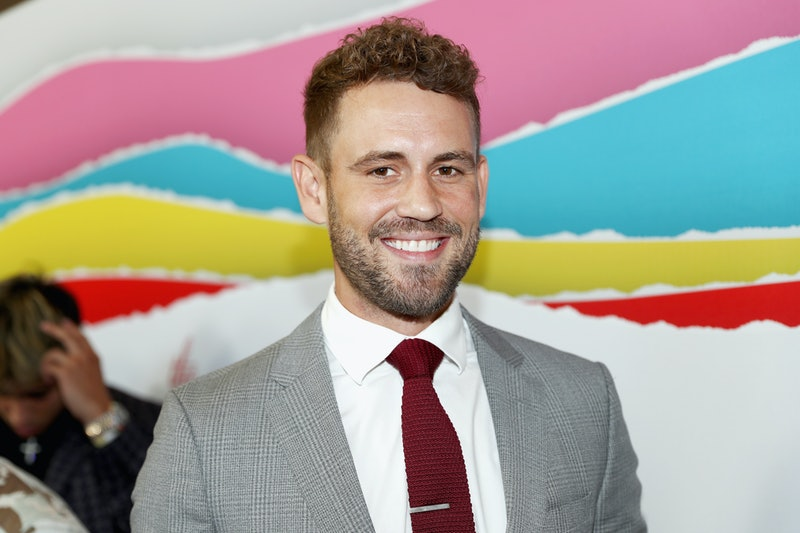 Former Bachelor Nick Viall, who's now dating someone from outside of Bachelor Nation.