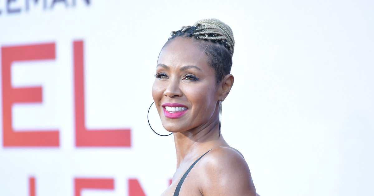 Jada Pinkett-Smith's #DMXChallenge Will Make You Nostalgic AF
