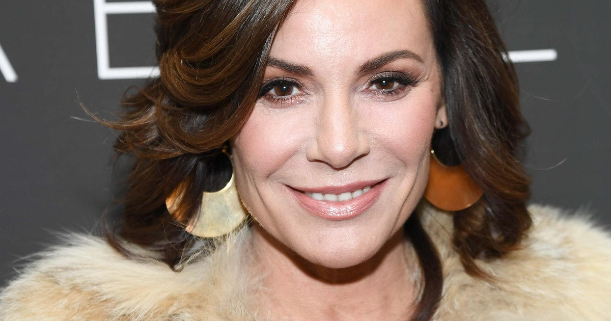 'RHONY' Star Luann de Lesseps Celebrated Her Probation Ending With A Touching Note To Fans — PHOTO