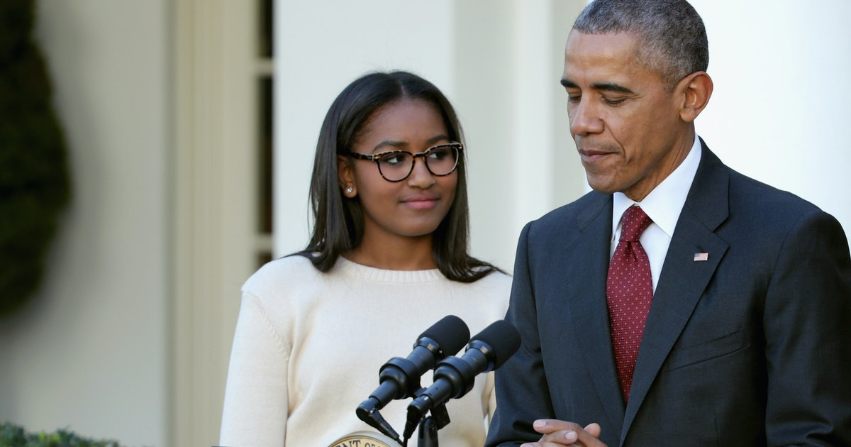 Will Sasha Obama Have Secret Service At College? This Seems Like A Major Clue