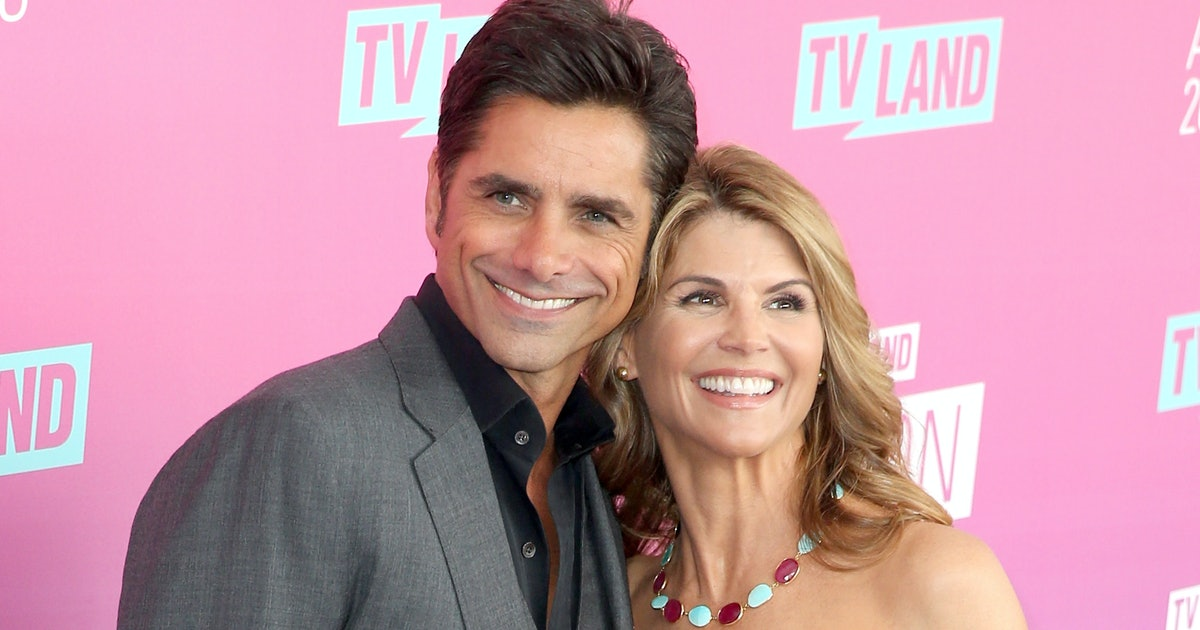 John Stamos' Response To Lori Loughlin's College Admissions Scandal Is Cautious, But Supportive