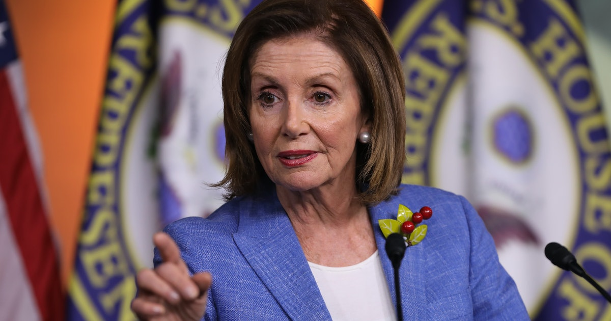 Nancy Pelosi's Updates On Current House Investigations Send A Strong Message To Trump