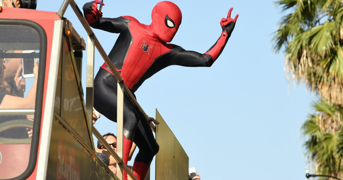 Disney Junior's New Spider-Man Show For Preschoolers Is Going To Be A Hit With The Whole Family