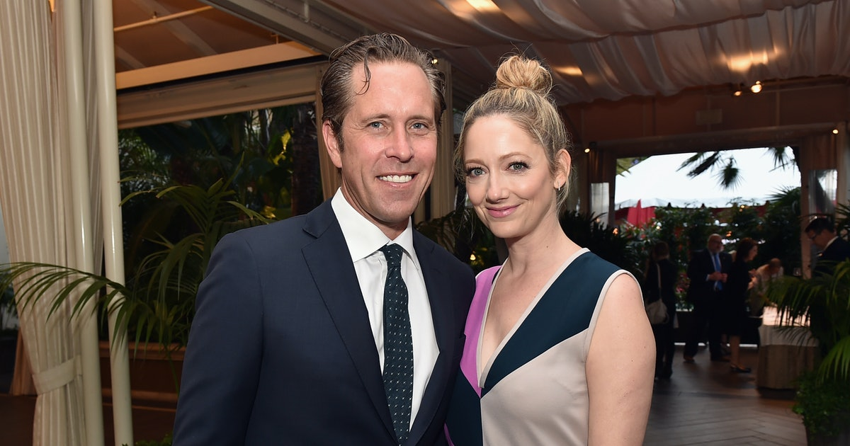 Judy Greer's Husband Dean E. Johnsen Has Been With The 'Where'd You Go Bernadette' Star For Years