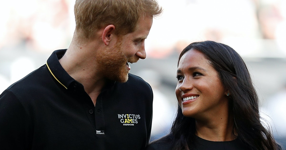 Prince Harry's Birthday Message To Meghan Markle Was Simple, But So Sweet