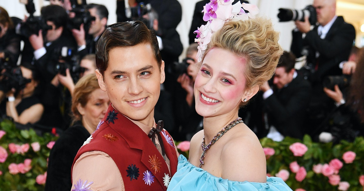 Lili Reinhart Wrote Cole Sprouse A Birthday Poem That Should Put Those Breakup Rumors To Rest