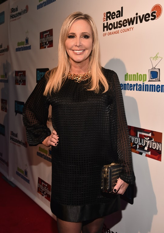"""HOLLYWOOD, CA - JUNE 16:  TV personality Shannon Beador attends the premiere party for Bravo's """"The ..."""