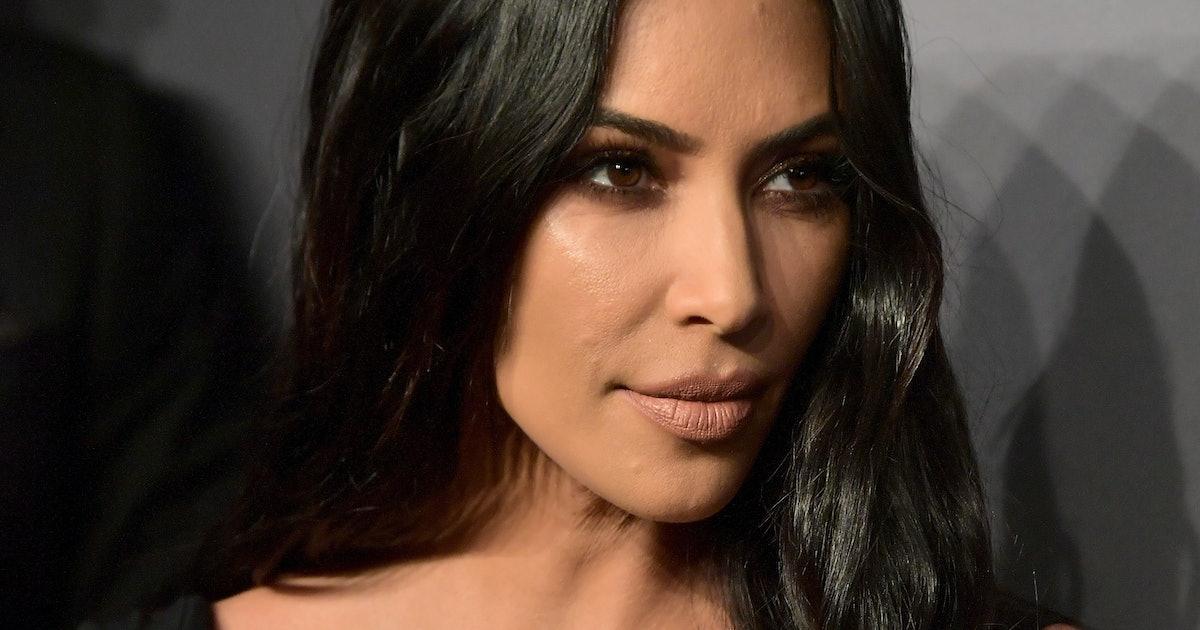 Kim Kardashian Wore Her $35,000 Gucci x Hajime Sorayama Saddlebag While Running Errands