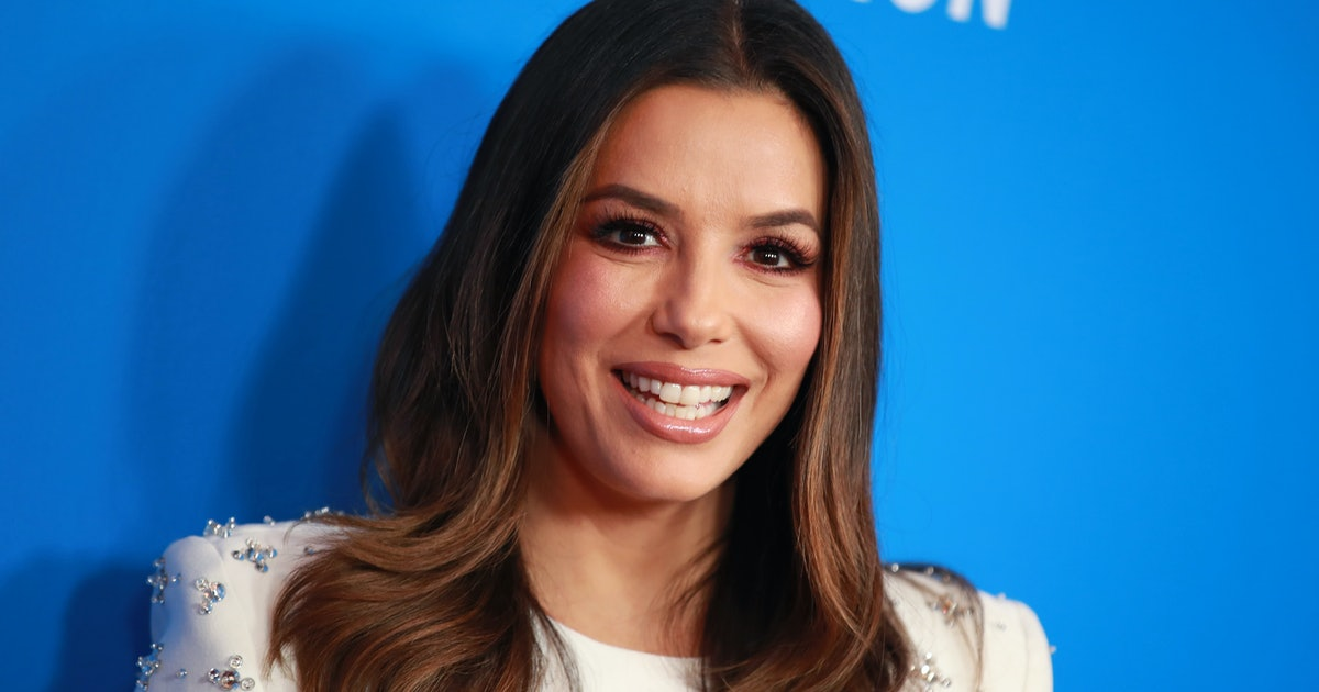 Eva Longoria's Thoughts On Becoming A Mom Later In Life Are A Reminder No Journey Is The Same