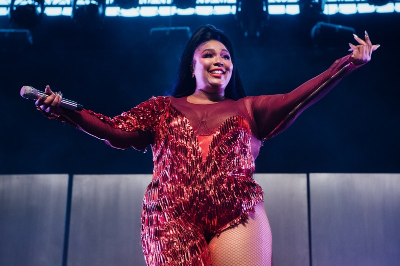 INDIO, CALIFORNIA - APRIL 21: Lizzo performs onstage at the 2019 Coachella Valley Music and Arts Festival on April 21, 2019 in Indio, California. (Photo by Emma McIntyre/Getty Images for Coachella)