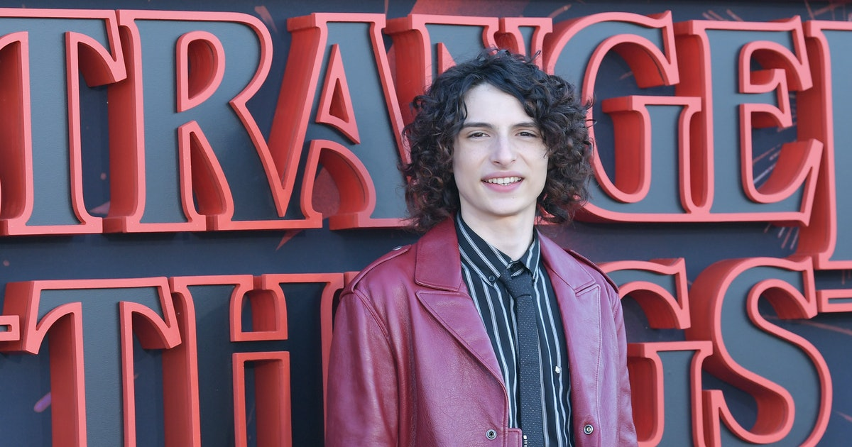 Finn Wolfhard Will Be De-Aged For 'IT Chapter Two' Because He's Growing Up Too Fast
